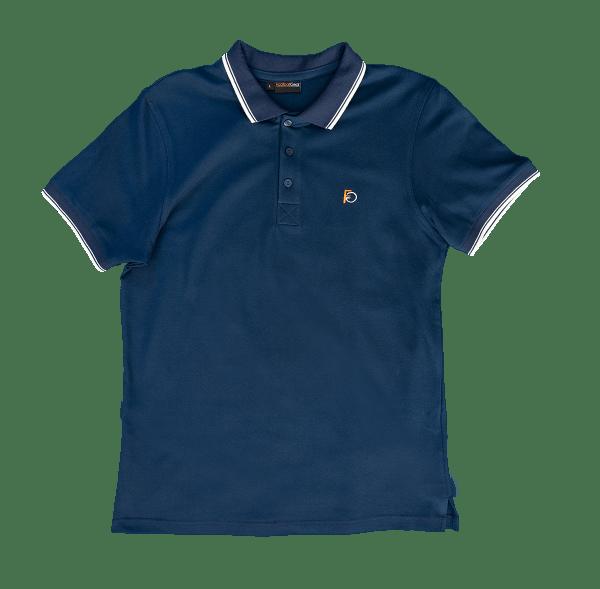 Polo Navy Blue