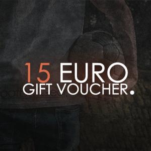 Giftcard EUR15