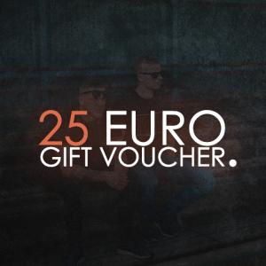 Giftcard EUR25